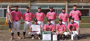大隅社会人野球 準優勝